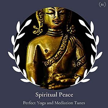 Spiritual Peace - Perfect Yoga And Mediation Tunes