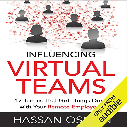 Influencing Virtual Teams audiobook cover art