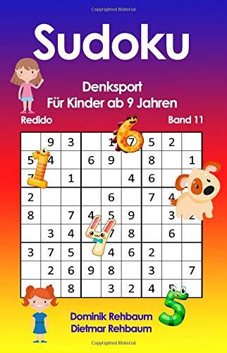 Redido Sudoku Kinder ab 9 | Denksport | Band 11