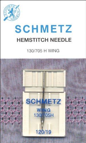 Aguja de costura de Hemstitch: Tamaño 120
