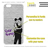 Funnytech® Coque pour Huawei Y3 2017 l Housse TPU Silicone [Design Exclusif, Impression Haute...