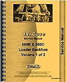 Case 680B Tractor Loader Backhoe Service Manual
