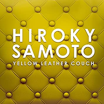Yellow Leather Couch