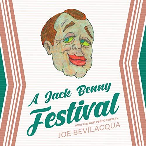 A Jack Benny Festival audiobook cover art