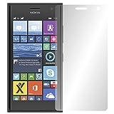 Slabo 2 x Bildschirmfolie für Microsoft Nokia Lumia 730 Bildschirmschutzfolie Zubehör Crystal Clear KLAR