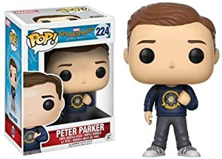 Funko POP Marvel Spider-Man Homecoming Peter Parker Action Figure