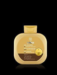 Sairo Bath and Shower Gel- Gold exclusive Fragancia, 750 ml