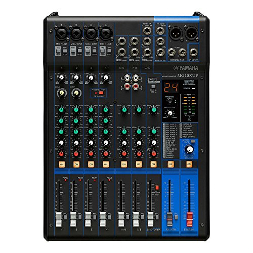 Yamaha Yamaha/mg10xuf USB Audio Interface Function Analog Mixer