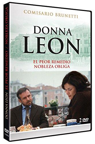Donna Leon: El Peor Remedio + Nobleza Obliga (In Sachen Signora Brunetti + Nobiltà) 2002