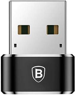 Adaptador Conversor Mini Type-c Usb 5a Baseus
