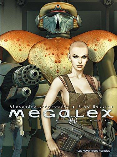 Megalex Vol. 1: L'Anomalie (French Edition)