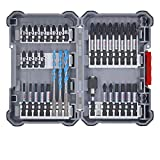 Bosch Professional 2607017463 35-Piece Drill Bit Set (Pick and Click, Accessories for Impact Drivers, with Bits and Universal Holder)