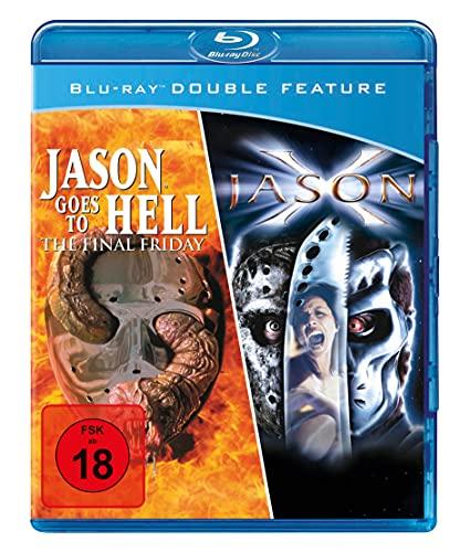 Jason X + Jason goes to Hell [Blu-ray]