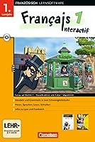 Francais 1 Interactif 1. Lernjahr. CD-ROM für Windows ab 98: Französisch an Gymnasien und Realschulen
