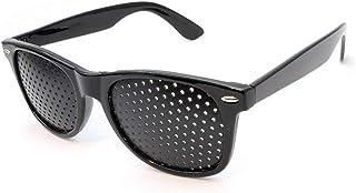 Gafas Reticulares con Agujeros Estenopeicas Anti-miopia
