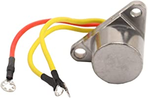 Voltage Regulator Rectifier 3 Wire Fits For Johnson Evinrude Outboard 10-235 HP models 1980-2001 Repl. OEM# 580765 580795 582399 583408 581603 582307 580841 581305 583408 Sierra 18-5708