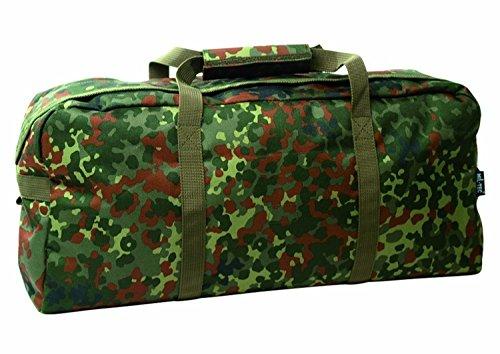 G8DS BW EINSATZTASCHE GROSS Flecktarn Bundeswehr Tool Bag Tragetasche Tasche 13803121