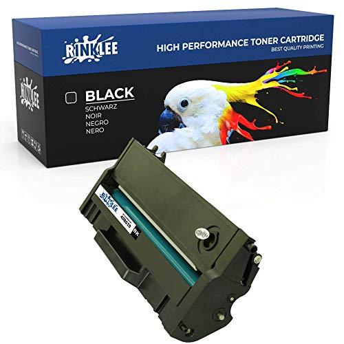 RINKLEE 408010 Cartucho de Toner Compatible para Ricoh SP 150 SP150 150SU SP150SU 150SUw SP150SUw 150w SP150w 150S SP150S 150SF SP150SF 150X SP150X   Alta Capacidad 1500 Páginas   Negro