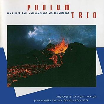 Podium Trio (feat. Jamaaladeen Tacuma & Cornell Rochester)
