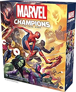 Fantasy Flight Games FFGMC01 Marvel Champions: The Card Game