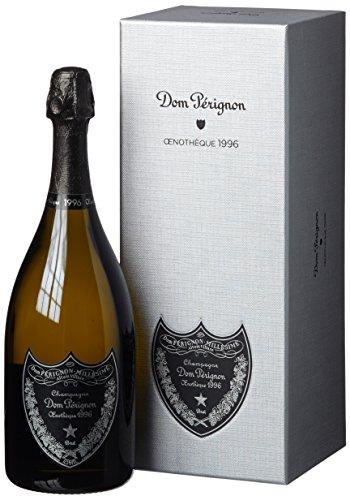 Dom Pérignon Oenothéque Jahrgangs-Champagner 1996 mit Geschenkverpackung (1 x 0.75 l)