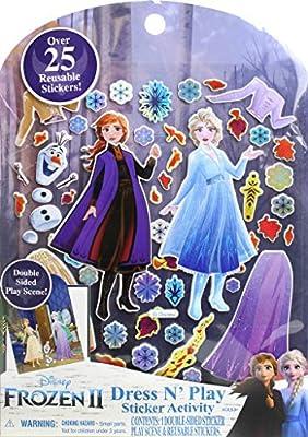 Frozen 2 Dress N Play by Tara Toy