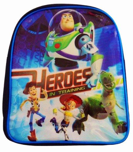 Disney Toy Story – Heroes In Training Buzz Lightyear, Woody, Jess und Dino Rucksack