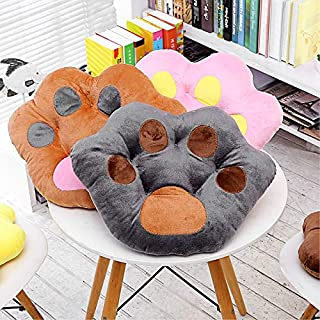 yuanchuang Seat Cushion 1pcs Chair Seat Cushion Cartoon Back Cushion For Office Chair Home Sofa Pillow Cars Sitting Pad
