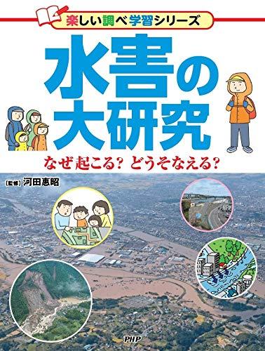 水害の大研究 (楽しい調べ学習シリーズ)