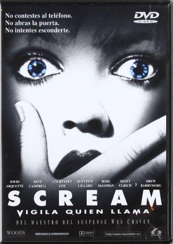 Scream [DVD]