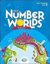 Number Worlds Level F, Student Workbook Number Sense (5 pack) (NUMBER WORLDS 2007 & 2008)