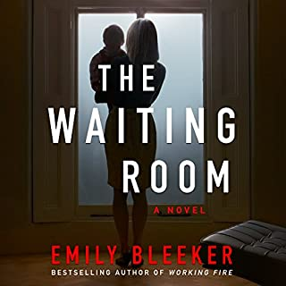 The Waiting Room audiobook cover art