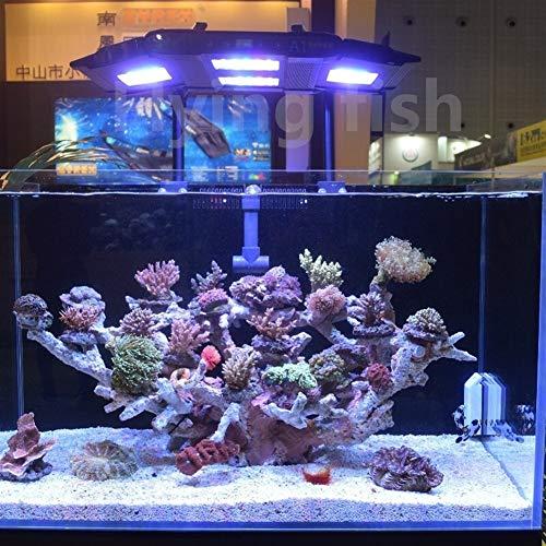 Aquarium Light 152W Vollspektrum Pflanzen oder Meerwasser Korallen LED-Leuchten simulieren...