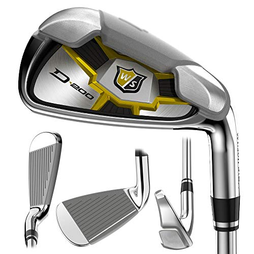 Wilson Staff Men's D200 Irons