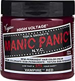 Manic Panic High Voltage Classic Creme Formel Haarfarbe 118ml (Vampire Red)