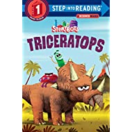 Triceratops (StoryBots) (Step into Reading)