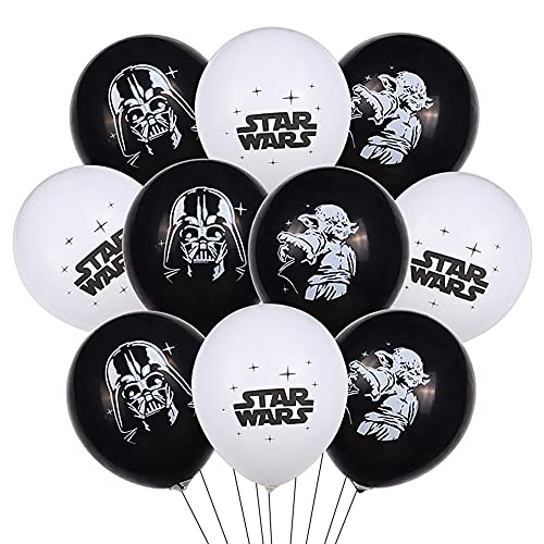 ALHX Star Wars Globos, 60 Unidades Globos de...