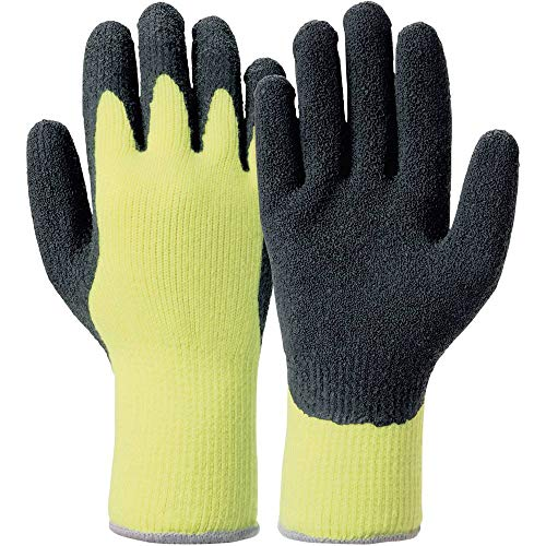 Gants de protection KCL 692-10 Latex naturel, coton EN 388, EN 511 Taille 10 (XL)