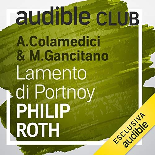 Lamento di Portnoy: Audible Club 8