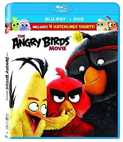ANGRY BIRDS MOVIE - ANGRY BIRDS MOVIE (2 Blu-ray)