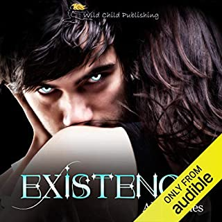 Existence audiobook cover art