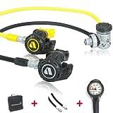 Apeks XL4 - Regulador de respiración (probado y montado)