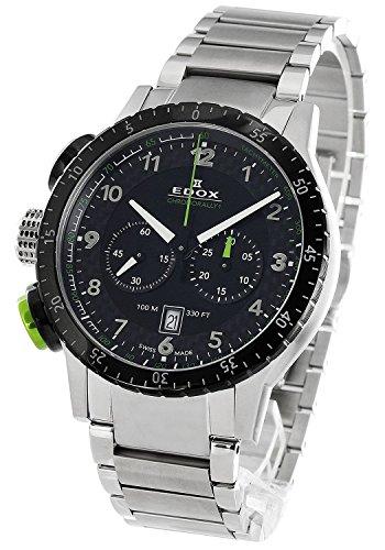 エドックス EDOX 腕時計 10305 3NVM NV クロノラリーワン クロノグラフ [並行輸入品]