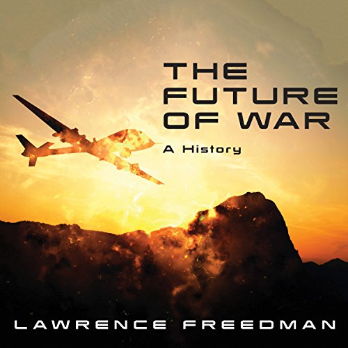 The Future of War audiobook cover art