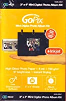 NCR GoPix 3 x 4 Mini Digital Photo Album Kit [並行輸入品]