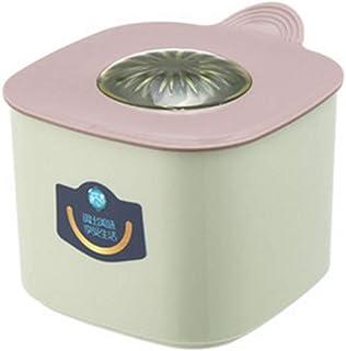 WZHZJ Assaisonnement boîte Ensemble ménage Combinaison sel de Cuisine MSG Pot d'assaisonnement Cuisine boîte de Rangement ...
