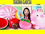 Giant Squishies With Karina Garcia!