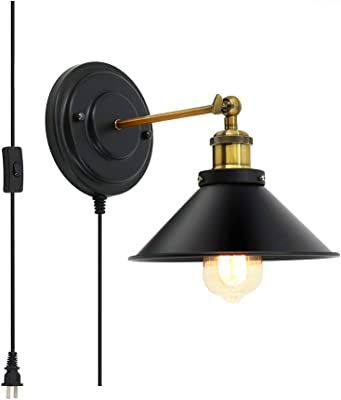 Lamps & Shades Helpful American Industrial Creative Iron Cafe Wall Light With Three Swing Mechanical Arm Balcony Decoration Light Free Shipping Professional Design Wall Lamps
