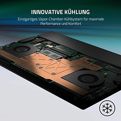 Razer Blade 15 Studio Edition Laptop (2020) für Gamer und Kreative: 15.6 Zoll 4K-OLED Touch Display, Intel Core i7 10th Gen, NVIDIA Quadro RTX 5000,32GB RAM, 1TB SSD,SD-Kartenleser | Qwertz DE-Layout