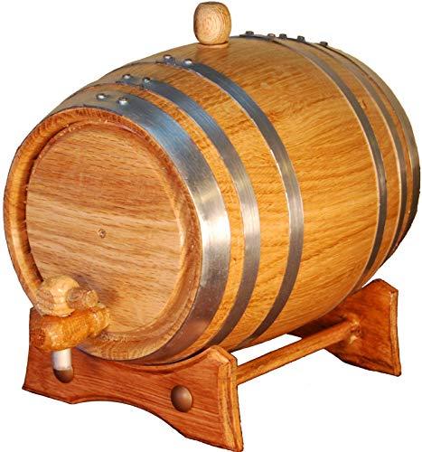 Spaniard Barrels & Coopers - Barril Artesanal de Roble Americano (2 litros)